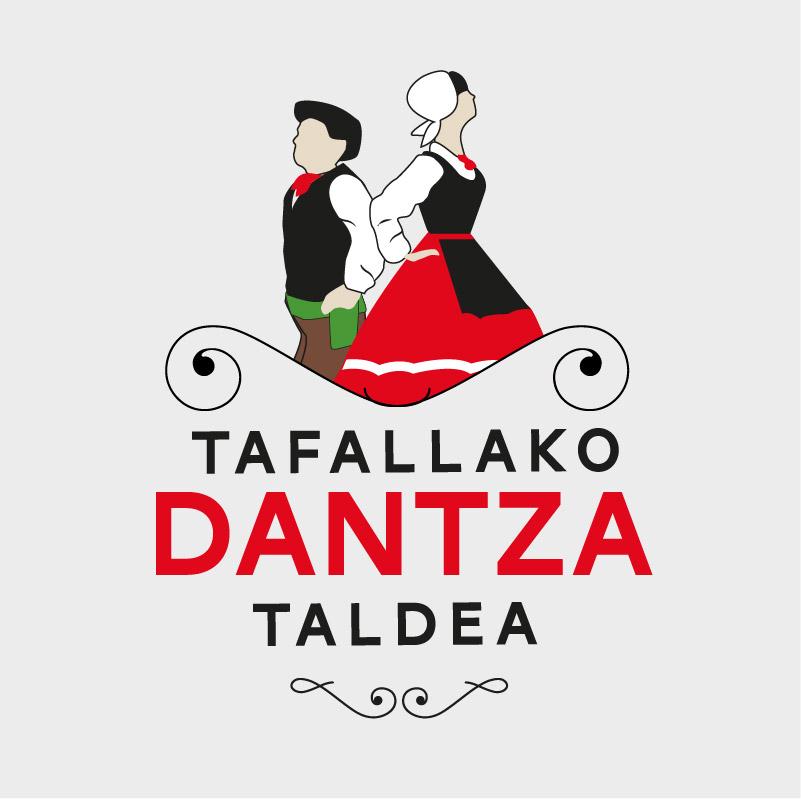 logotipo de Tafallako Dantza Taldea